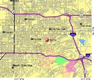 covina california map 91724 zip code covina california profile homes