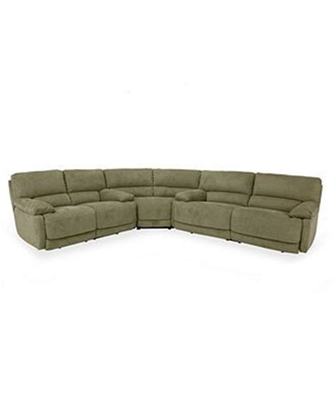 3 piece sectional sofa with recliner nina fabric reclining sectional sofa 3 piece power