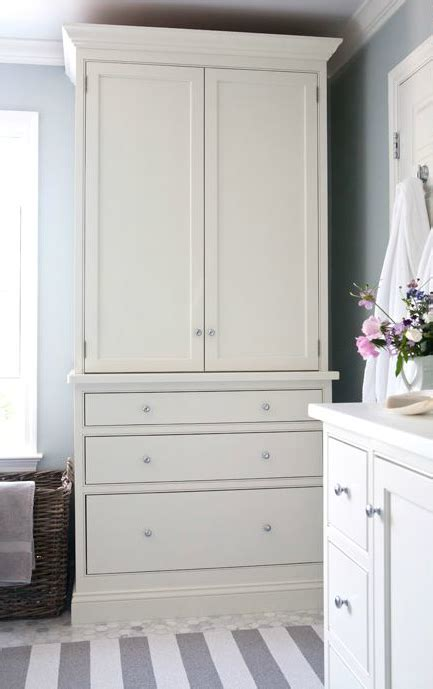 white linen cabinet for bathroom bathroom linen cabinet transitional bathroom sage design