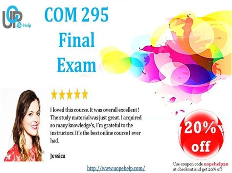 powerpoint templates university of phoenix com 295 com 295 week 5 final exam answers for university