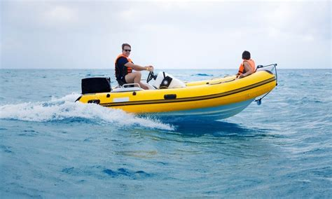 boat rental groupon four or six hour boat rentals inflatable boat rentals