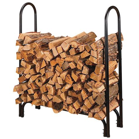 Wood Stacking Rack by Tulsa Firewood Stacking Firewood King Tulsa