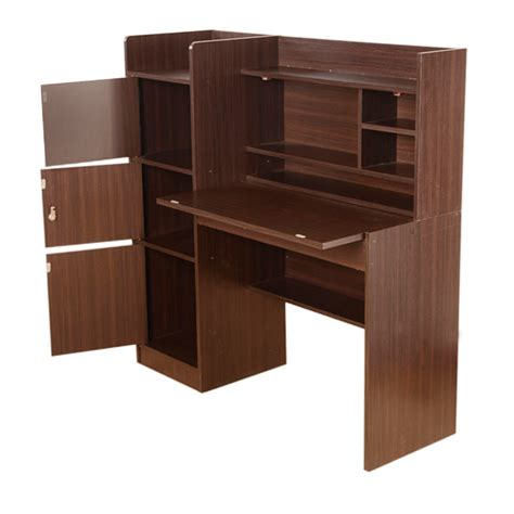 Kitchen Storage Canister by Buy Venus Study Desk Walnut Online In India