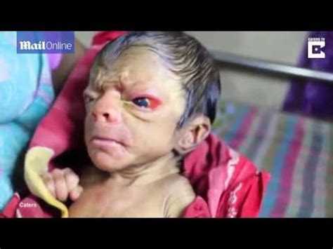 best look for eighty year old must watch a new born baby looking like an 80 year old
