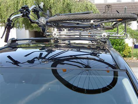 Fahrradhalter F R Autodach by Fahrradtr 228 Ger Prasolux Prass Kg