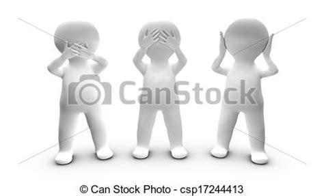 can stock photo clipart clipart de m 233 taphore personnes choisir voir pas