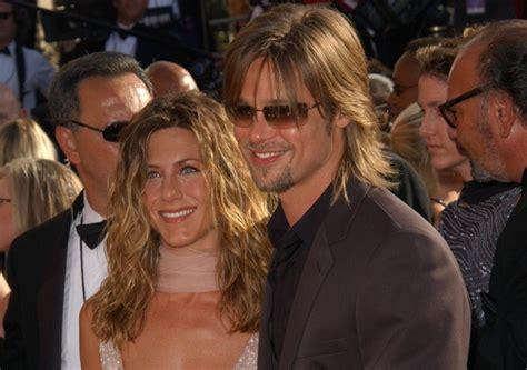 Turned Brad Pitt Into A by Brad Pitt And Aniston Original Time Traveler S