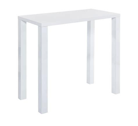 table haute pas cher