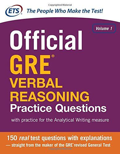 gre prep 2018 test prep study guide book and practice test questions for the ets graduate record examination books official gre verbal reasoning practice questions avaxhome