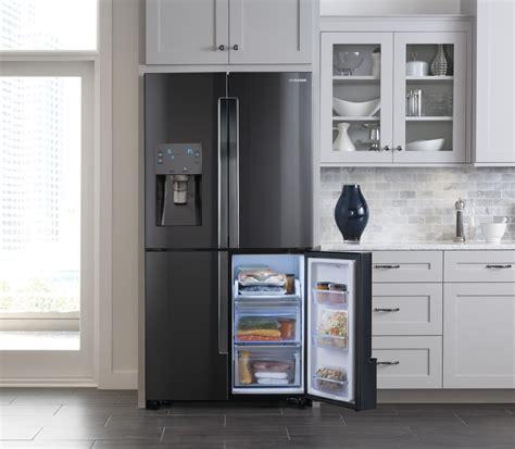 Menards Kitchen Cabinets The New Black Stainless Finish Kitchen Studio Of Naples