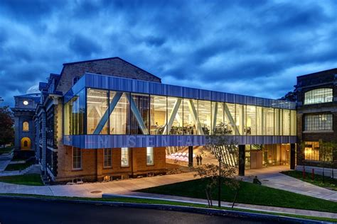 gallery of milstein at cornell oma 6