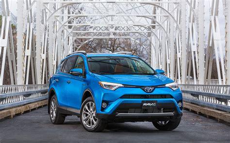 Toyota Rav4 Ev For Sale 2016 Rav4 Hybrid Joins Growing Roster Of Hybrid Toyotas