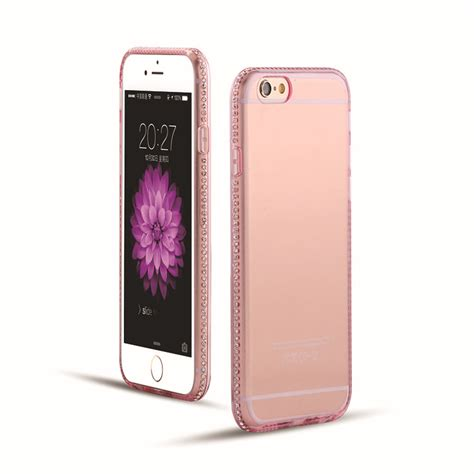 Soft Jelly Fdt Iphone 6 6s 47 Transparent luxury bumper rubber soft tpu clear back cover for iphone 7 7 plus ebay