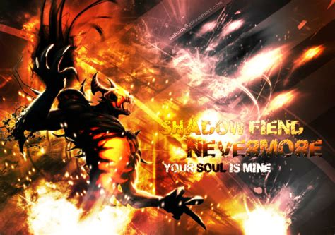 wallpaper dota 2 nevermore dota 2 nevermore your soul is mine by gabang6 on deviantart