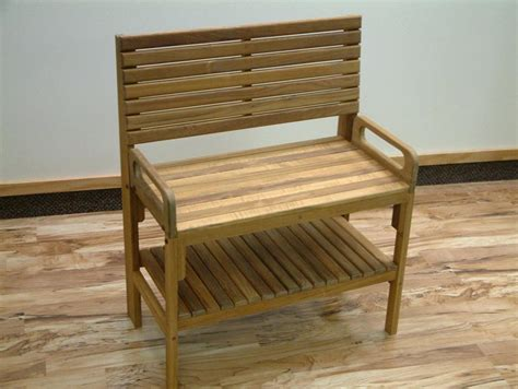 small teak shower bench small teak shower bench limette co