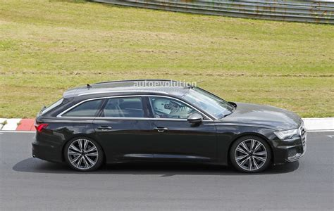 Audi Avant 2020 by 2020 Audi S6 Avant Leans Into Corners At The