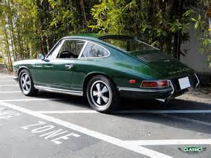 1968 Porsche 911 For Sale Used Porsche 911 Pre 89 Cars For Sale With Pistonheads