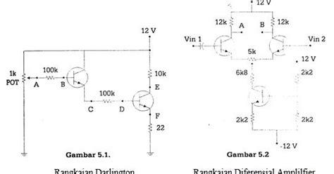 transistor mempunyai 3 elektroda transistor sebagai penguat darlington 28 images gambar rangkaian transistor common emitor 28
