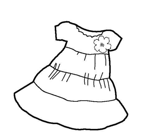 coloring pages for dress clothing coloring sheets for kids coloriage pour enfants