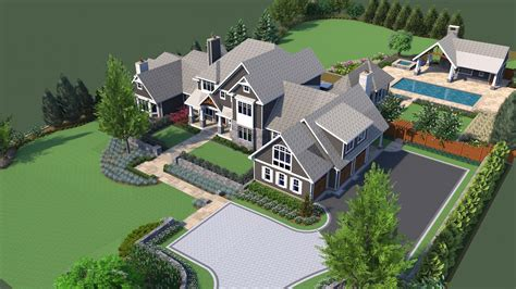 custom home design ta landscape architect residential architect collaborate in oakton virginia surrounds landscape