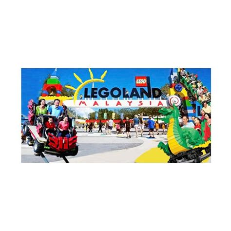 Tiket Legoland Themepark Anak E Ticket Open Date jual travel station legoland theme park johor child
