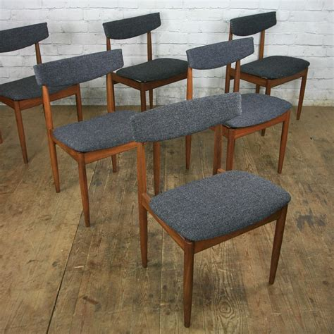 G Plan Dining Chair G Plan Dining Chair Pair Teak Upholstered Dining Chairs