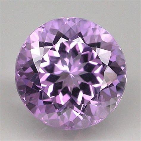 8mm facet light purple