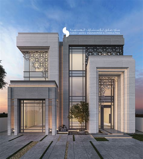 archi design home instagram 500 m private villa kuwait sarah sadeq architects sarah