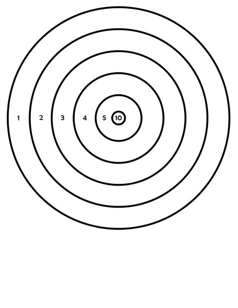 printable large rifle targets printable targets 411toys free printable airsoft