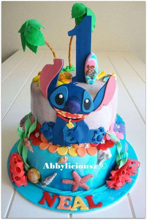 theme google chrome lilo stitch happy 1st birthday lilo stitch birthday cake google