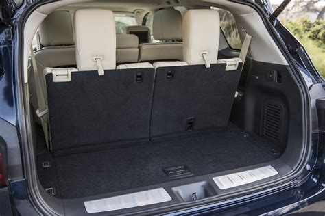 infiniti qx60 trunk space 2016 infiniti qx60 review carrrs auto portal