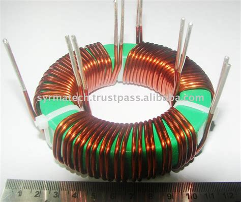 inductor 10uh toroidal toroidal inductor coil view ferrite 28 images ferrite toroidal choke coil fixed inductor