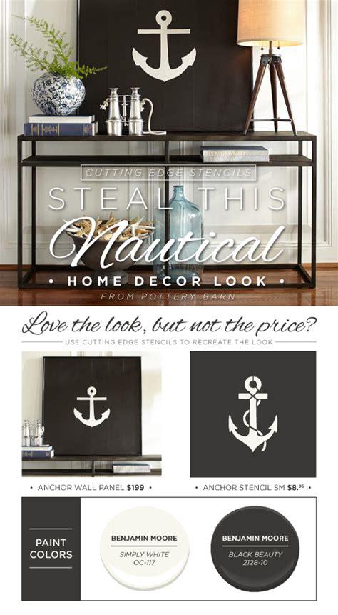 steal  nautical home decor