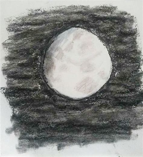 Sketches Moon by Moon Sketches Beginners Forum Cloudy Nights