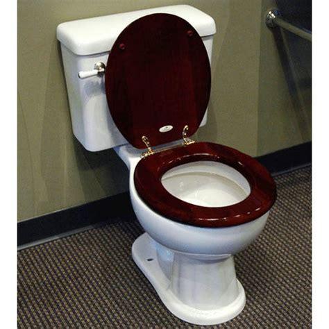 luxury toilet seat mahogany toilets and bidets bathroom