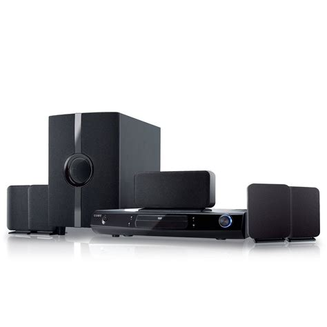 coby dvd968 5 1 channel dvd home theater system dvd968 b h