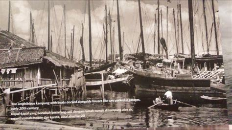 living on a boat in nsw the life of the malays in singapore before ww2