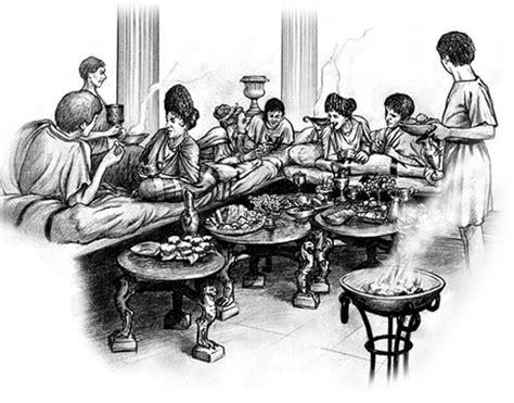 romani a tavola il problema dei rifiuti a roma antica storia ed