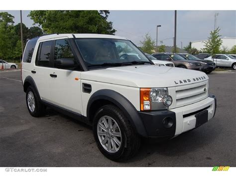 land rover lr3 white 2008 alaska white land rover lr3 v8 se 30330745 photo 2
