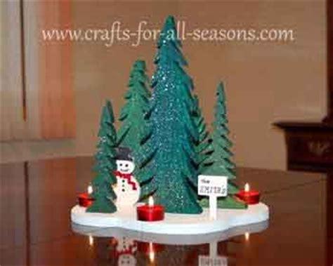 christmas wood craft