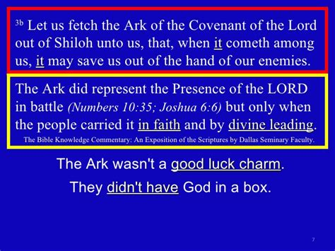 saving images the presence of the bible in christian liturgy books 1 samuel 4a you can t put god in a box