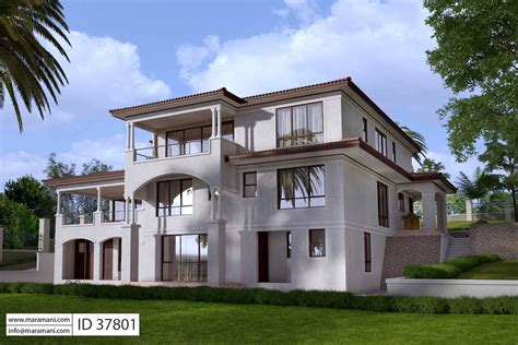 7 bedroom house 7 bedroom house design id 37801 house designs by maramani