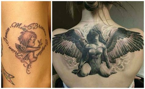 todos los tatuajes de 225 ngeles posibles historias y