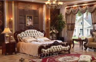 luxurious bedroom furniture aliexpress com buy bedroom furniture baroque bedroom set