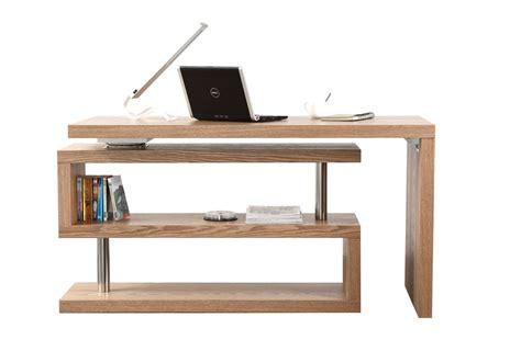 bureau design contemporain bureau design bois amovible max miliboo