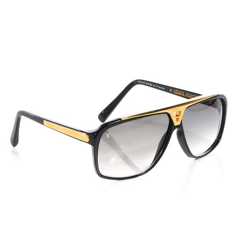 Glasses Louis Vuitton 1336 louis vuitton acetate evidence sunglasses black z0105w 74105