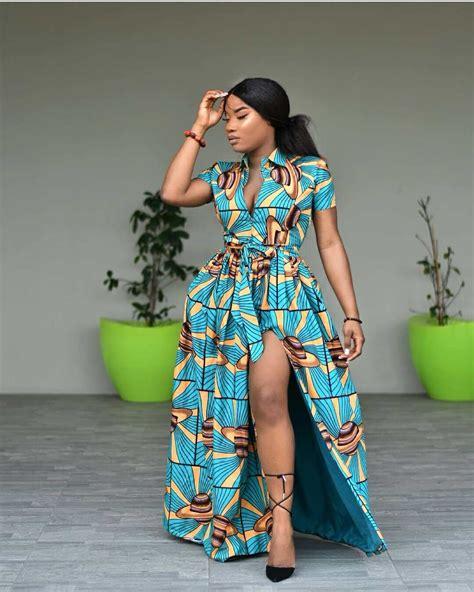 elegant ankara fashion styles   moment
