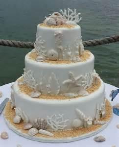 top beach theme wedding cakes with 3 tier white wedding cake beach themed best wedding