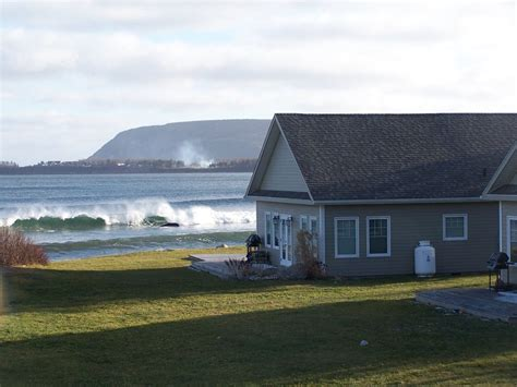 Ingonish Cabins Cape Breton by Front Home On Bay Ingonish