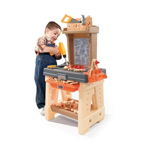 play tool tools and trains play set combo step2